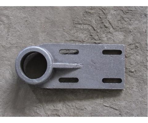 Кронштейн привода натяжителя (отливка)